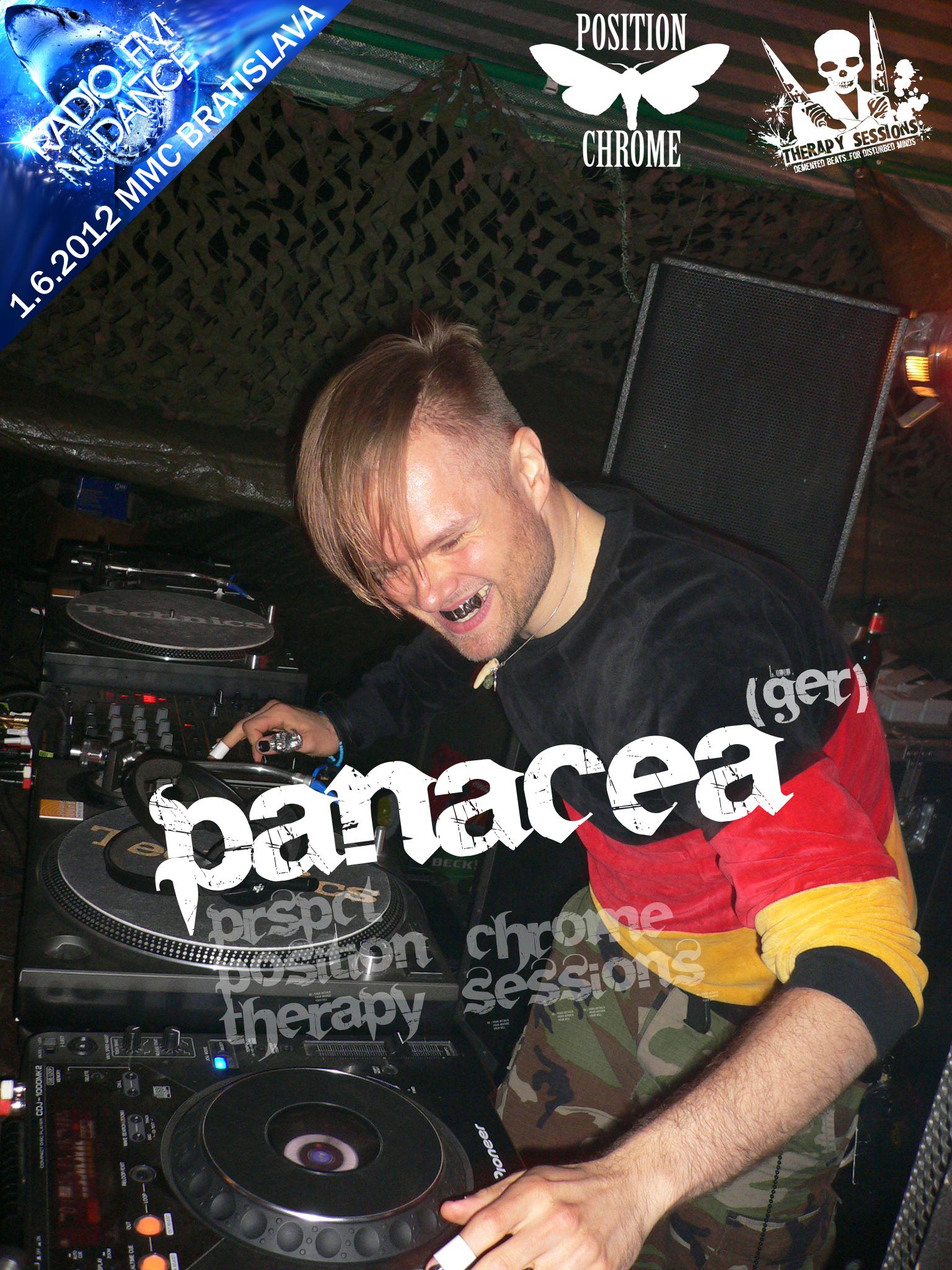 The Panacea at Radio_FM Nudance 1.6.2012