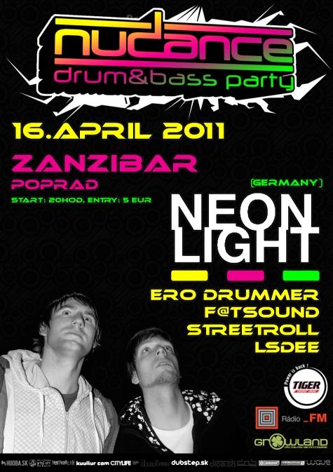 Nudance 024 @ Neonlight Germany